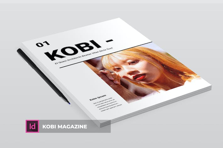 Thumbnail for Kobi | Magazine