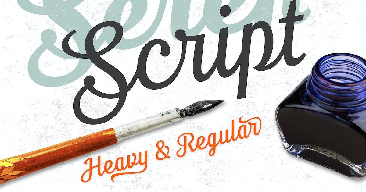 Download Seren Script by TypeFaith