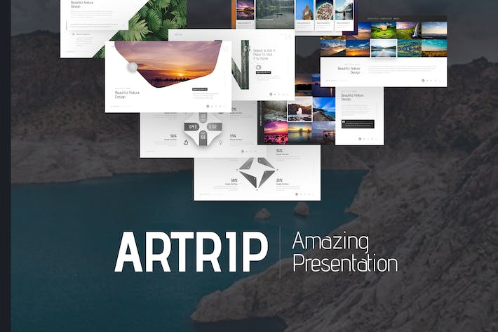 Thumbnail for Artrip Amazing Presentation