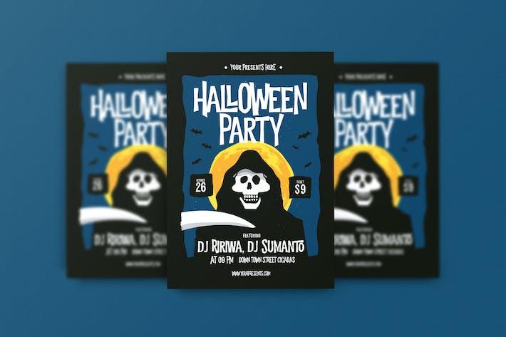 Thumbnail for Halloween Flyer