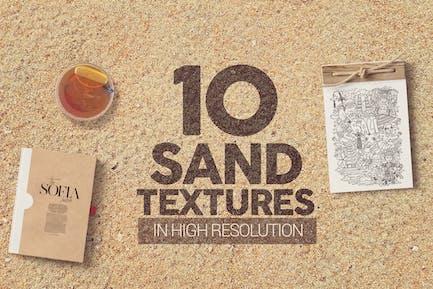 Sand Textures x10