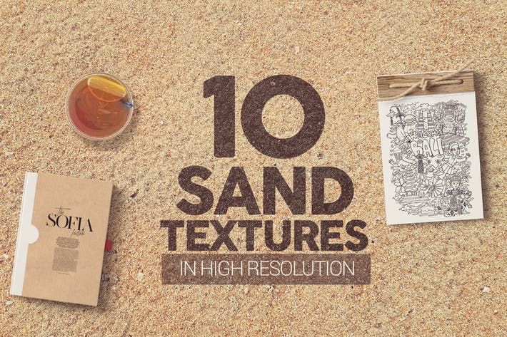 Thumbnail for Sand Textures x10
