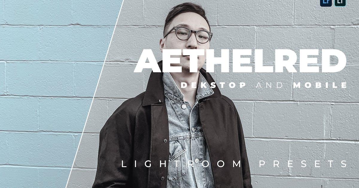 Download Aethelred Desktop and Mobile Lightroom Preset by Bangset