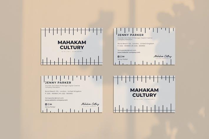 Thumbnail for Mahakam Визитная карточка