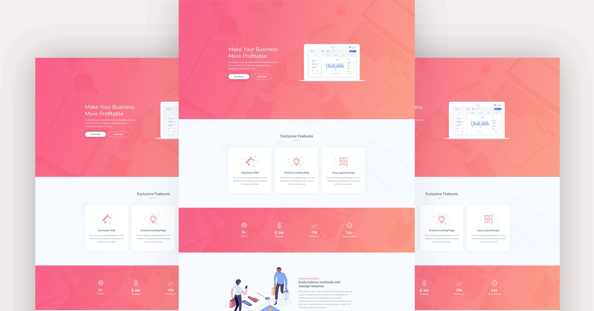 Download Jaxa - Startup and SaaS Template by Brex-Theme