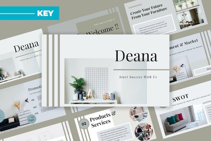 Thumbnail for Деана МеKeynote презентация