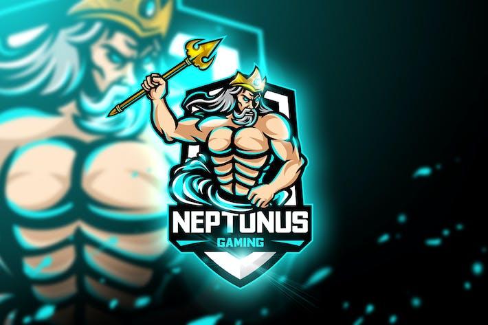 Thumbnail for Neptunus Gaming - Mascot & Esport Logo