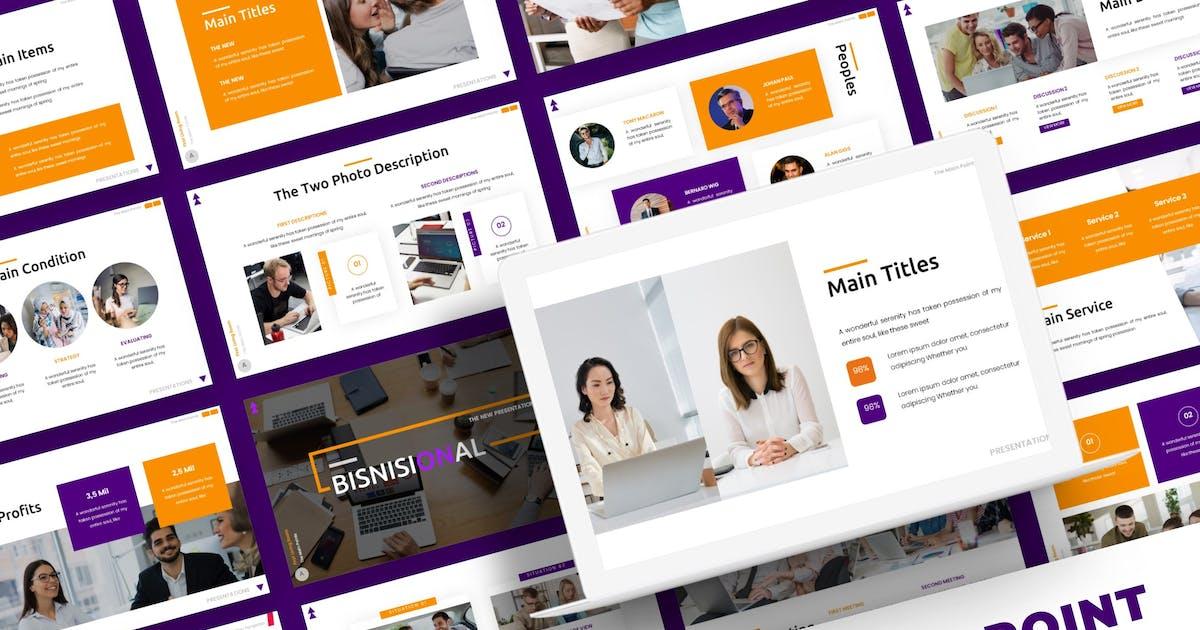 Download Bisnisional - Powerpoint Template by karkunstudio