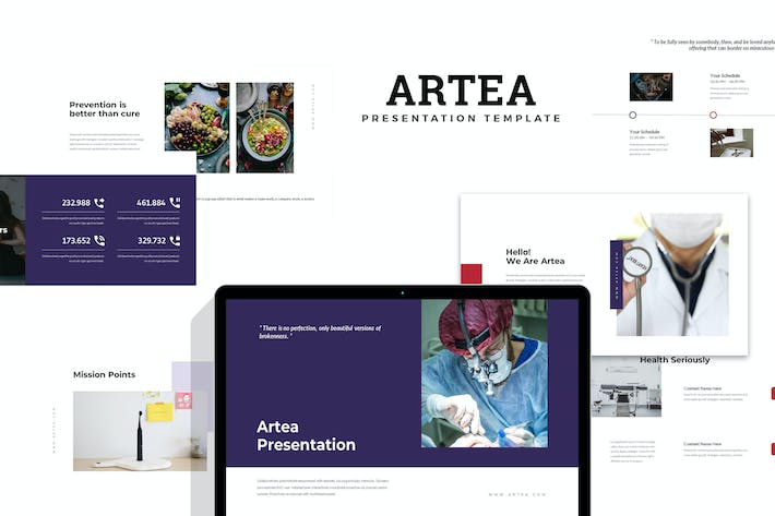 Thumbnail for Artea : Healthcare Keynote