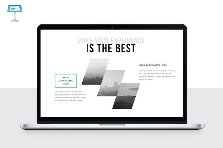 Thumbnail for GOVERNANCE - Multipurpose Keynote Template V51