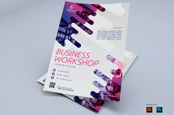 Thumbnail for Business Seminar - Poster