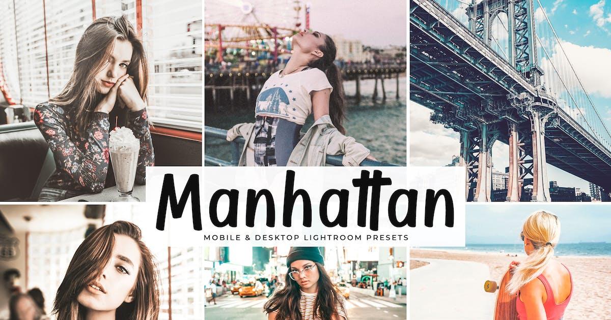 Download Manhattan Mobile & Desktop Lightroom Presets by creativetacos