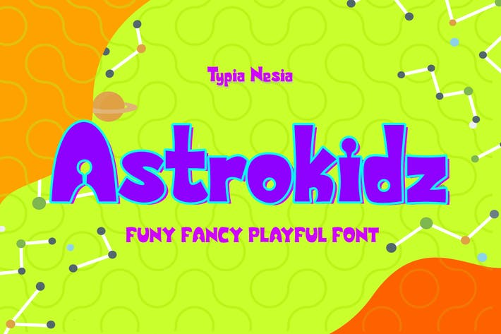 Thumbnail for Astrokidz