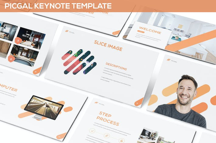 Thumbnail for PICGAL Keynote Template