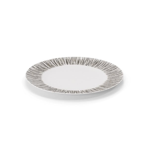 Thumbnail for Contemporary Tableware Dinner Plate