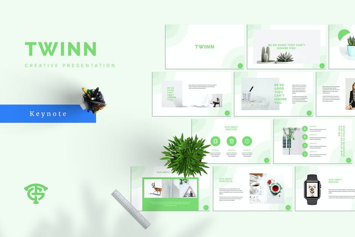 Thumbnail for Twinn - Keynote