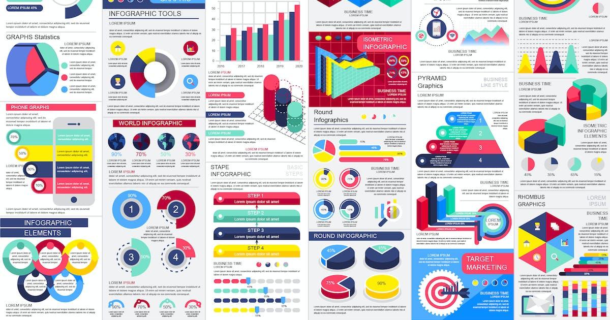 Download Infographic Elements by alexdndz