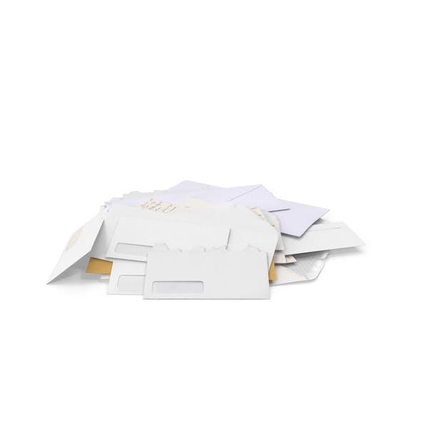 Montón de correo
