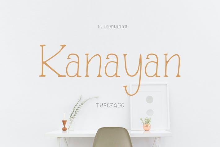 Thumbnail for Kanayan