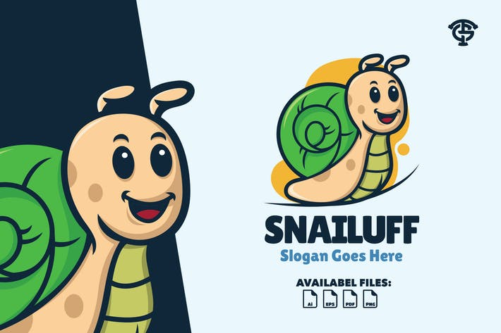 Thumbnail for Snailuf_-_Logo_Mascot