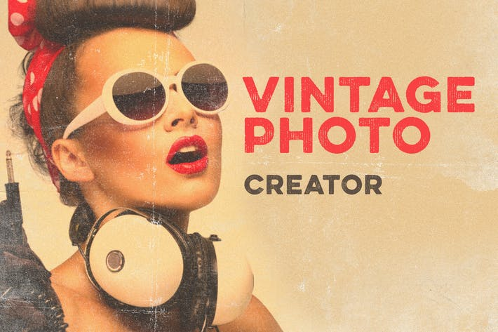 Thumbnail for Vintage Photo Creator