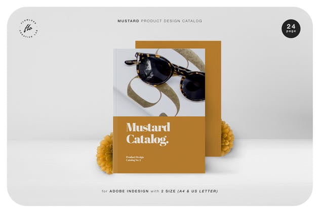 Mustard Product Design Catalog