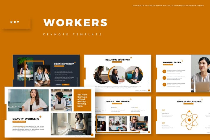 Workers - Keynote Template