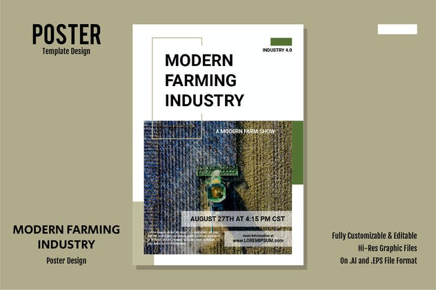 Modern Farming Industry - product preview 0