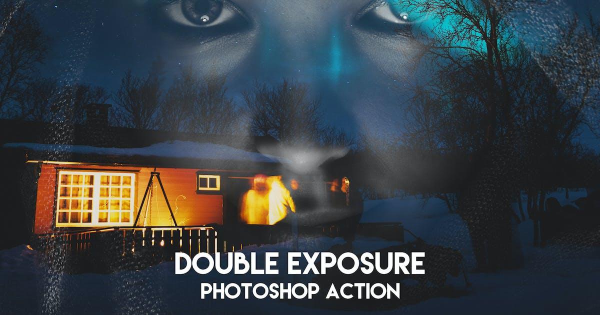 Download Double Exposure Photoshop Action by ClauGabriel