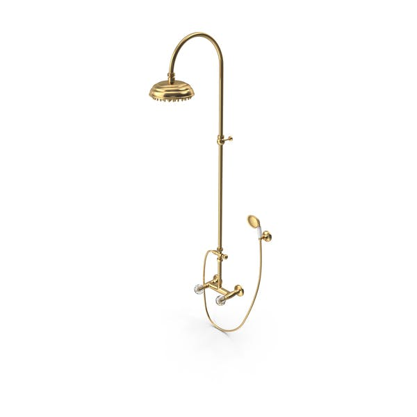 Bathroom Classical Style Shower System