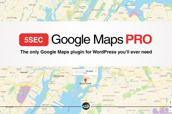 Download Map WordPress Themes Plugins Envato Elements - Google maps themes