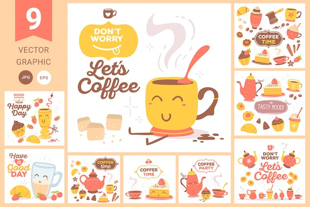 Coffee time - product preview 0