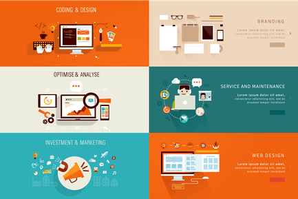 Conceptos de Marketing, Desarrollo y Branding
