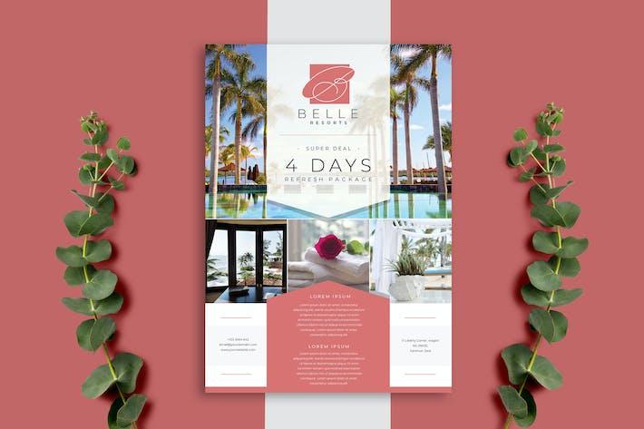 Thumbnail for Resort Flyer
