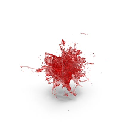 Salpicón roja