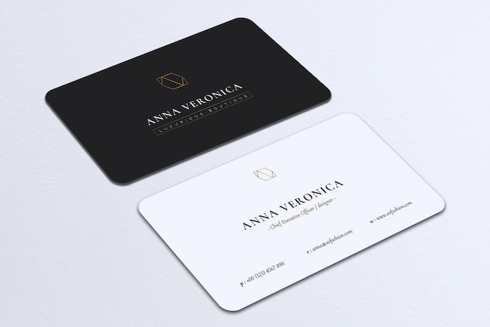 Thumbnail for Minimalist Business Card Vol. 11