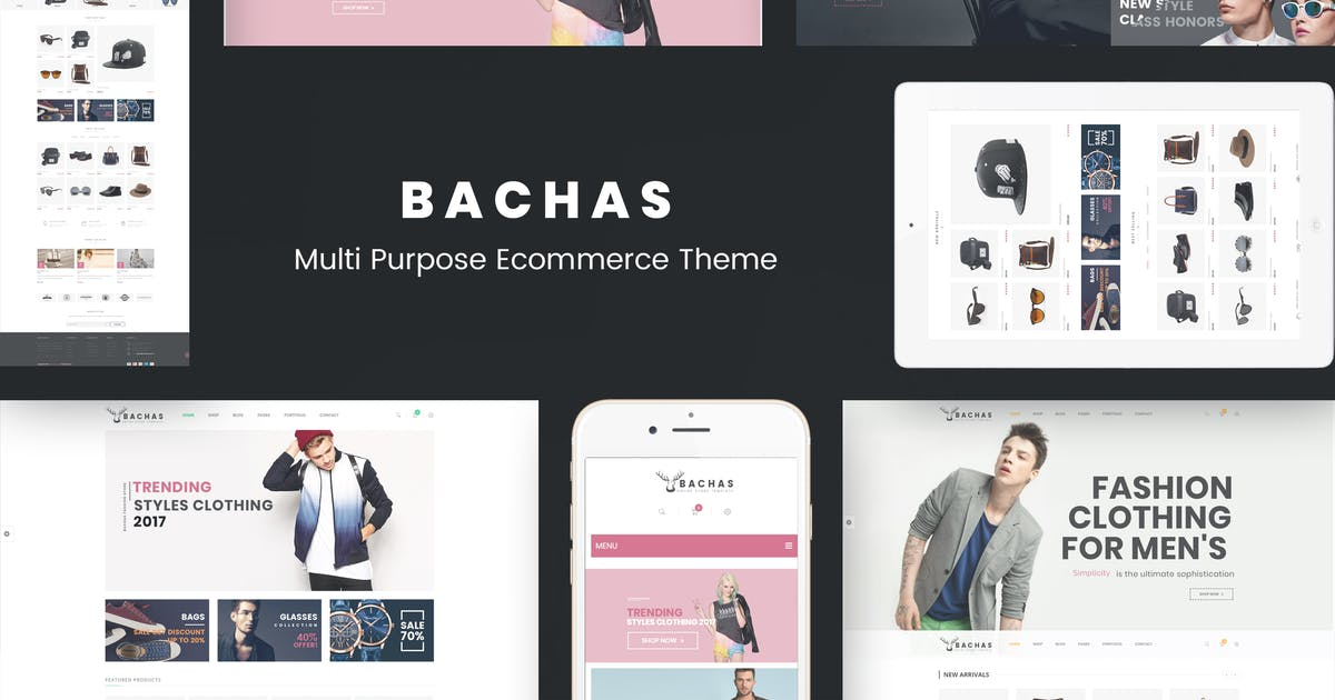 Download Bachas - Responsive WooCommerce WordPress Theme by roadthemes