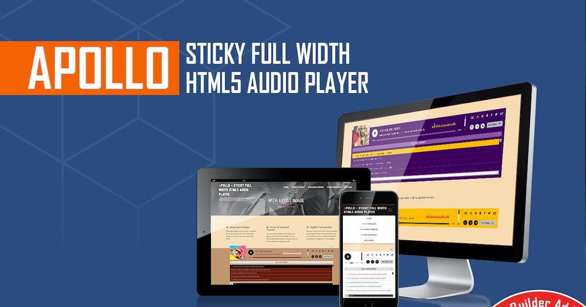 Download Visual Composer Addon - Apollo Audio Player by LambertGroup