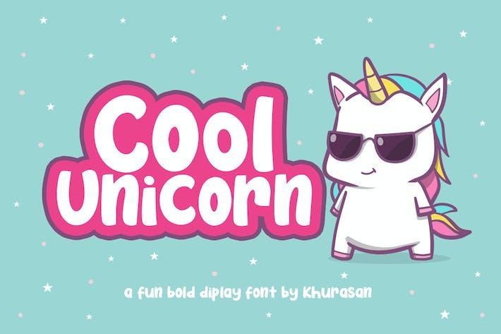 Thumbnail for Cool Unicorn