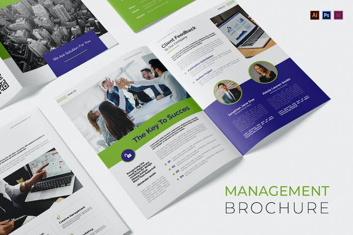 Thumbnail for Business Management Brochure