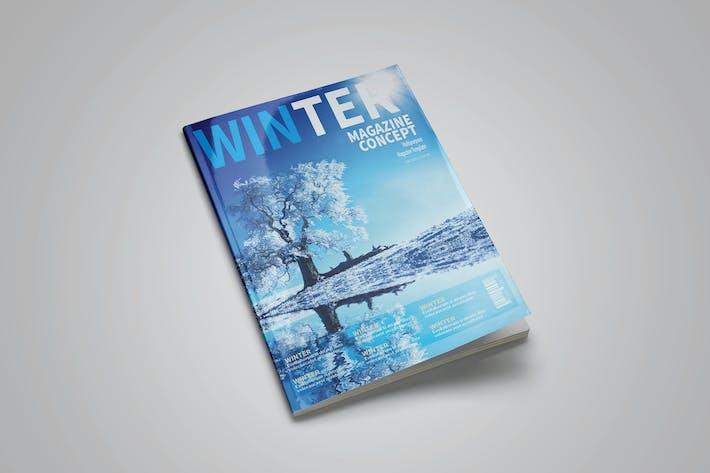 Thumbnail for Multipurpose Indesign Magazine Template