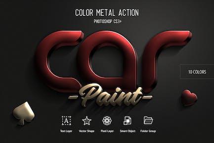 Color Metal