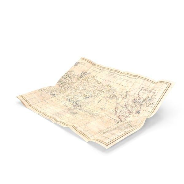 Thumbnail for Retro Map