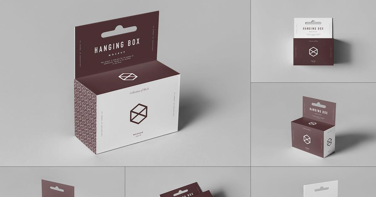 Hanging Box Mock-up by yogurt86