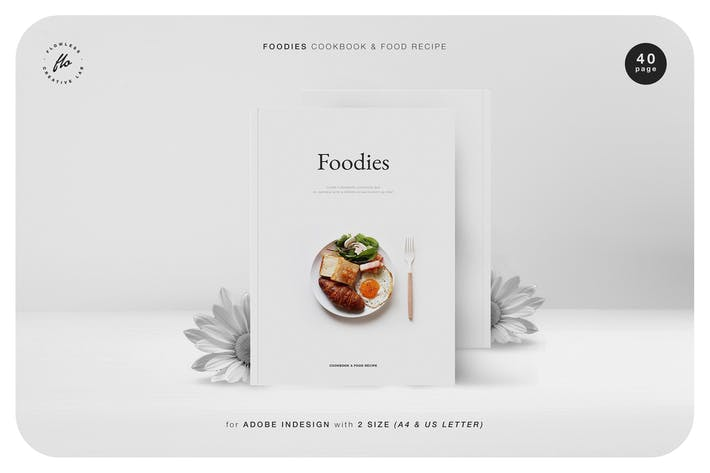 Thumbnail for Foodies Cookbook & Food Recipe