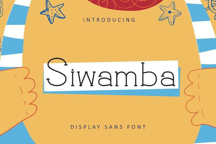 Thumbnail for Siwamba