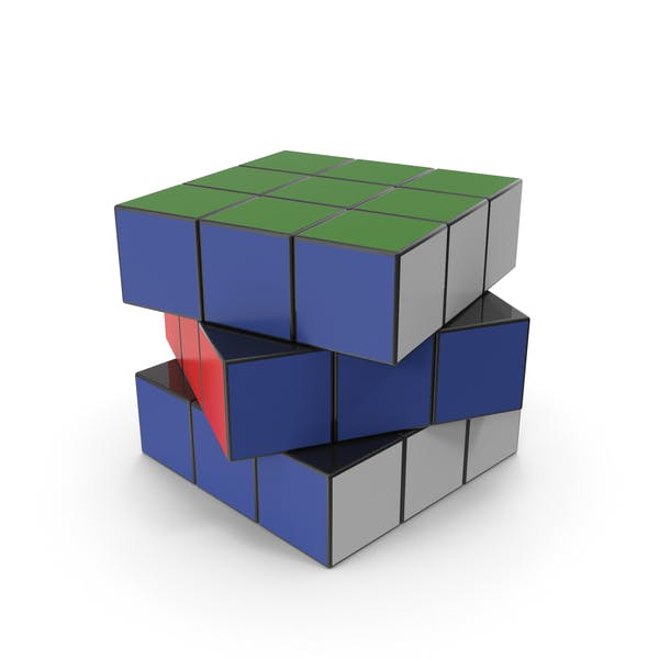 Цветные кубики головоломки