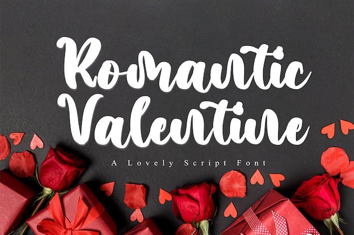 Романтический Валентин