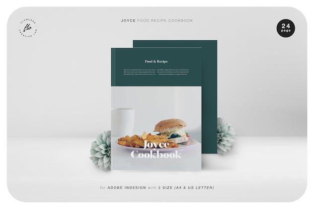 Joyce Food Recipe Cookbook