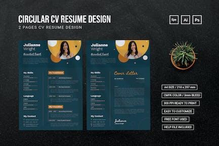 Circular - CV Resume
